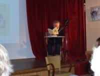 Vortrag im Sonntags-Club Berlin